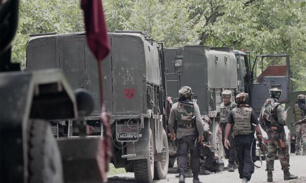Three army personnel booked for kidnapping of 9-yr-old girl in Kashmir
