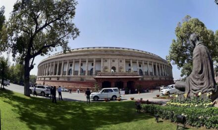 LS Passes Bill To Merge J&K Cadre With AGMUT