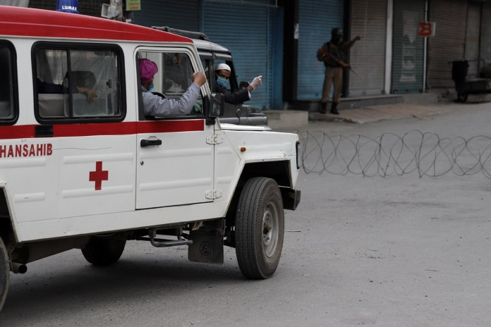 Amnesty International slams India 'for clampdown on civil liberties' in Kashmir
