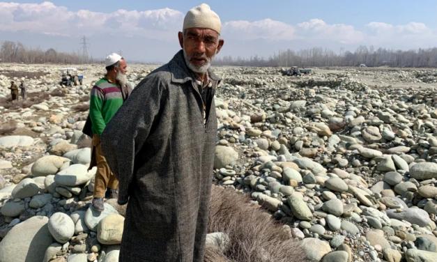 'Daylight loot': Kashmir farmers suffer as rivers illegally mined