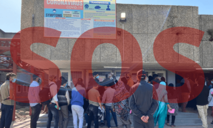 SOS: COVID-19 ICU beds full in Srinagar, critical patients in queue
