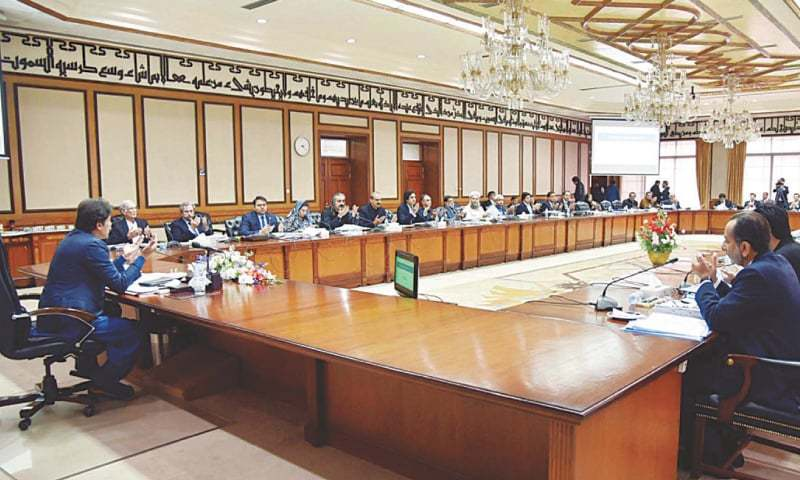 Cabinet turns down ECC decision, says 'no trade with India' until autonomy returned to IOK