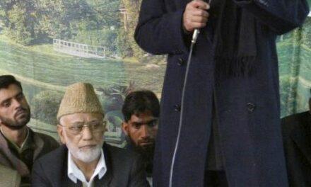 Staunch anti-India Kashmir politician dies in police custody