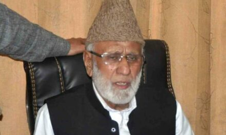 Ashraf Sehrai, jailed Hurriyat leader, dies in Jammu hospital
