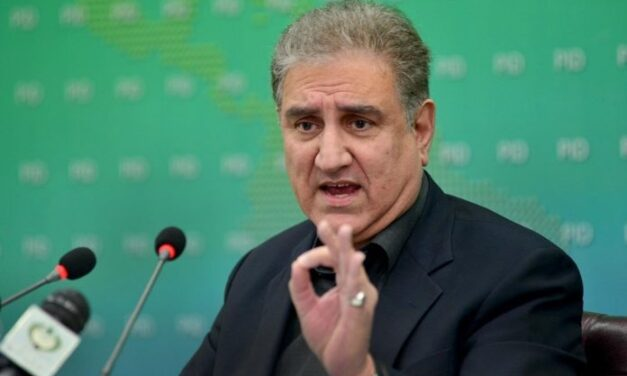 Some powers desire to keep sword of FATF hanging over Pakistan: Qureshi