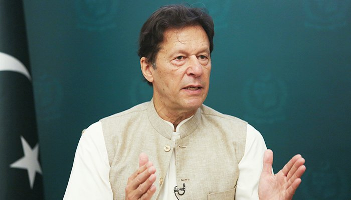 Ready for India talks if given roadmap to restoration of Kashmir's status: PM Imran Khan