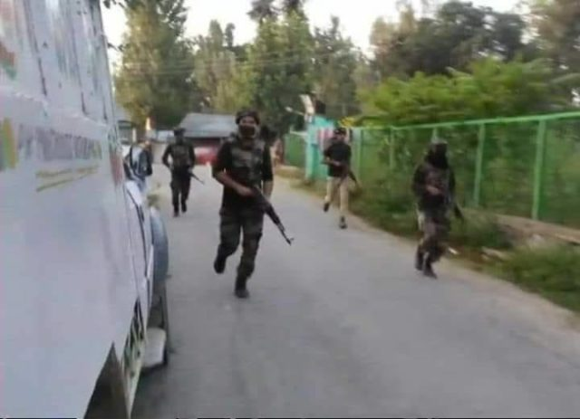 Sopore attack: Sub-Inspector among three cops injured