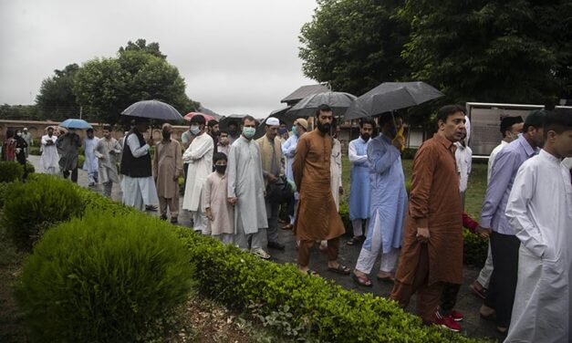 'Deep-rooted prejudice': Pakistan condemns India's restrictions on Eid rituals in occupied Kashmir