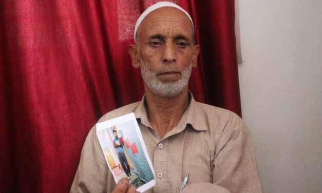 'Son killed in fake gunfight': Family writes to admin for FIR to probe Kulgam gunfight
