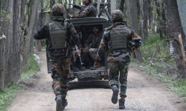 Gunfight breaks out in Bandipora forests