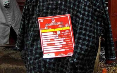 Surrender AAY, PHH ration cards in 15 days or face action: FCSCA to Govt employees, business class consumers