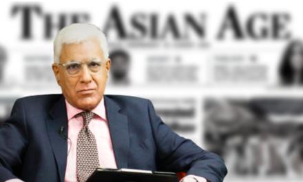 'Asian Age' Kills Karan Thapar Column After Mention of '1947 Violence Against Jammu Muslims'