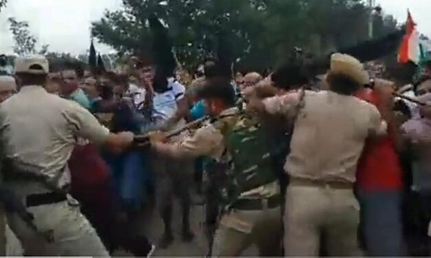 Kashmiri Pandits hold protest in Jammu against delay in payment of monthly relief
