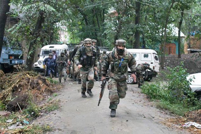 Massive search operation launched in Budgam village