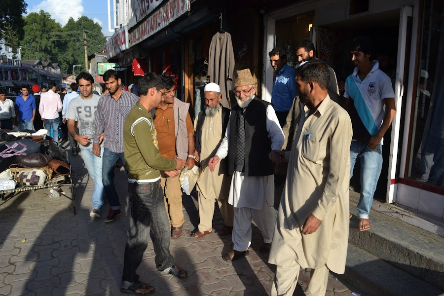 The night that Kashmir's Syed Ali Shah Geelani died